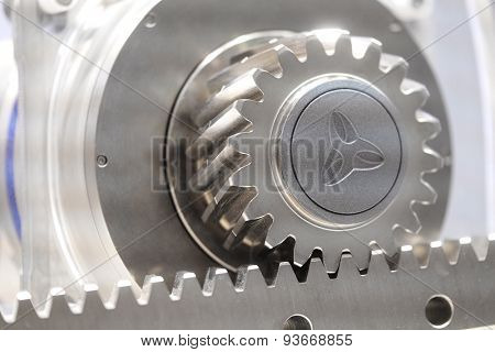 The image of cogwheel