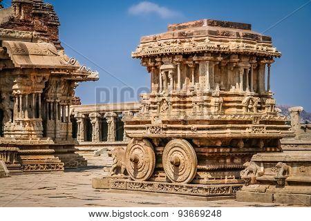 Vitalla temple
