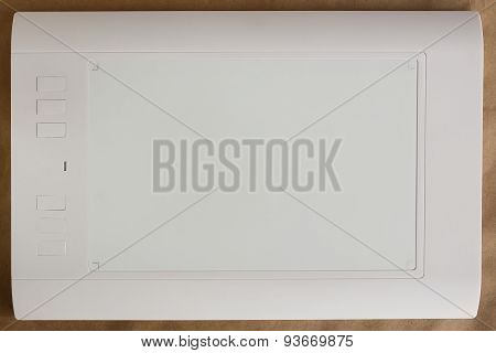 White Pen graphics tablet