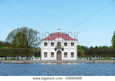 Mansion Near Lake (marly Palace)