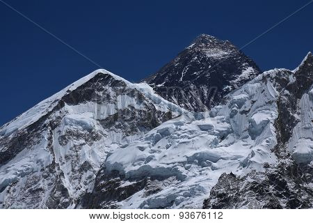 Peak Of Mt Everest