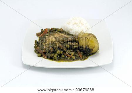 Peruvian Dish: