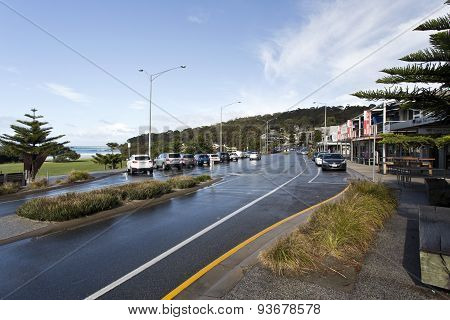 View Of Lorne