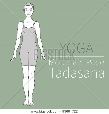 Mountain Pose,Tadasana