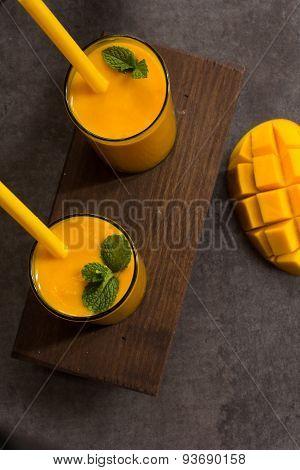Mango Lassi - Indian summer drink