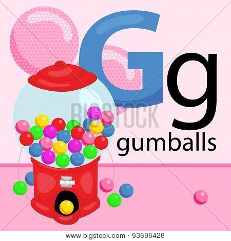 G for gumball