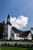 picture of chapels  - Milner Chapel in Langley British Columbia - JPG