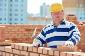 picture of trowel  - construction worker - JPG