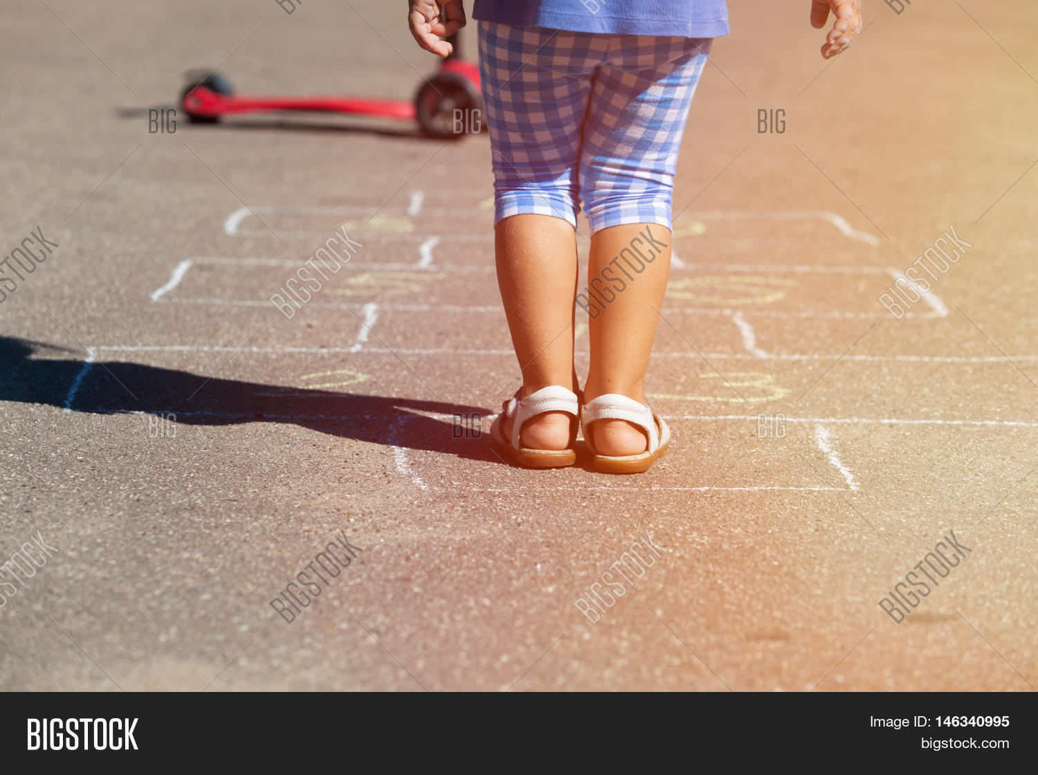 fierce girl playing hopscotch Find the perfect a girl playing hopscotch stock photo huge collection, amazing choice, 100+ million high quality, affordable rf and rm images no need to register, buy now.