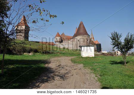 The Corvin Castle, Romania