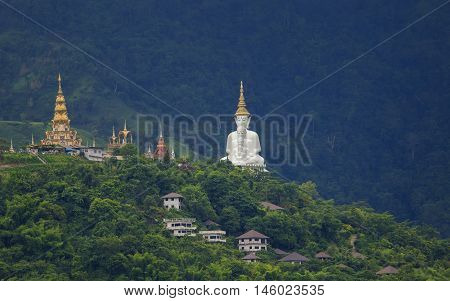 wat phasorn kaew khao ko petchabun province thailand important religion traveling destination