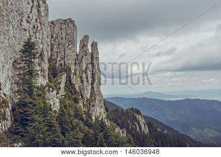 Piatra Mare Mountain, Romania