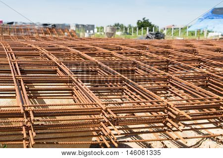 Steel wire mesh for concrete cement construct reinforcement rebar weld wire mesh.