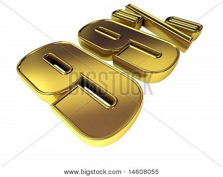 Gold 99 Percent