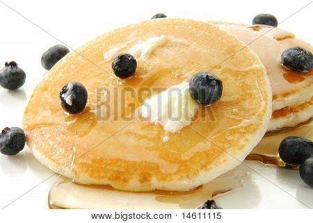Buttered Hotcakes