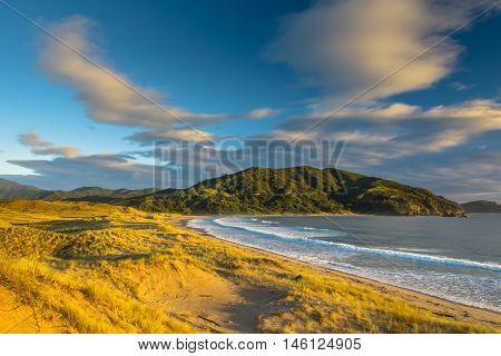 Waikawau Bay Sunrise