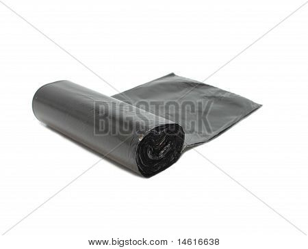 Roll of garbage bags