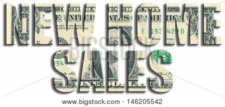 New Home Sales - Macroeconomic Indicator.