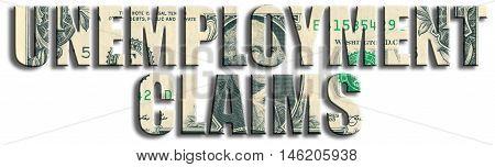 Unemployment Claims - Macroeconomic Indicator.