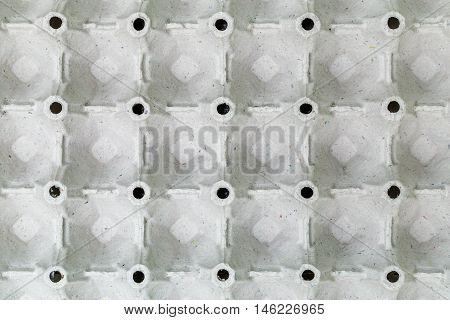 Paper Egg Tray Background