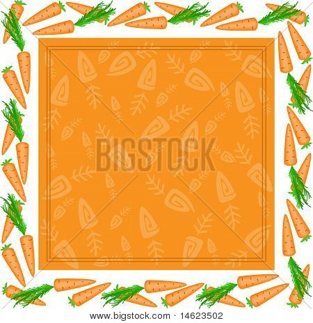 Frame From Different Carrots