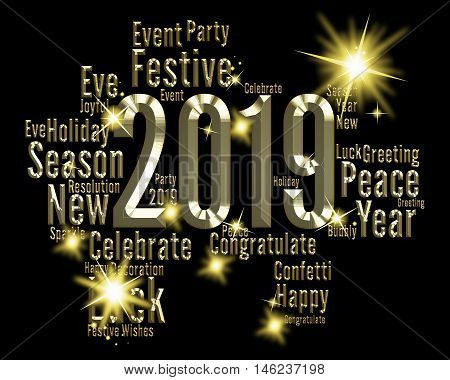 Twenty Nineteen Shows 2019 New Year Party