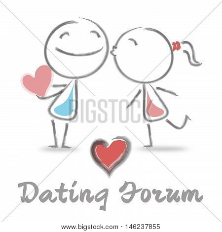 Dating Forum Means Sweetheart Partners And Love