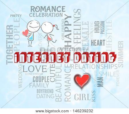 Internet Dating Represents Find Love And A Relationship