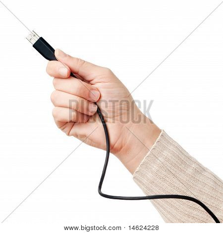 Hand & Usb Cable