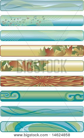 Assorted Web Banners