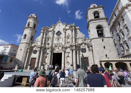 Cathedral Of The Virgin Mary