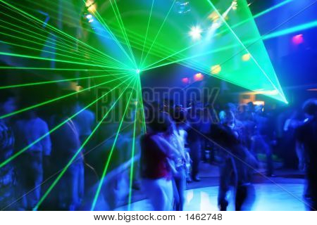 Party At Disco Music