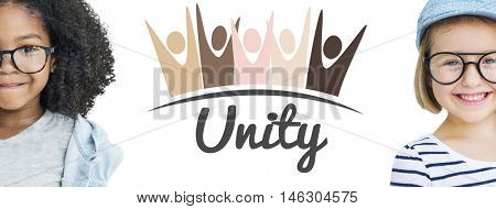 Diversity Nationalism Unity Togetherness Graphic Concept