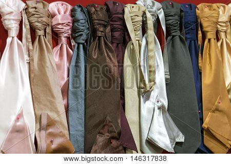 wedding necktie for use to take a photo - can use to display or montage on your product