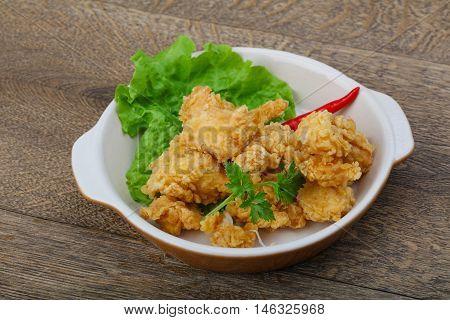 Crispy Chicken Nuggets