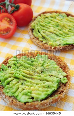 Sandwiches With Avocado