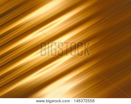 Abstract background blur motion golden hair strings