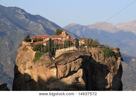 Monasteries of Meteora Greece