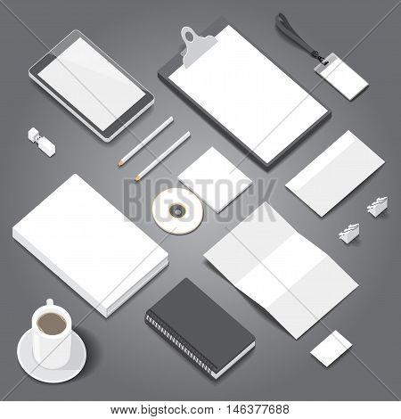 Corporate Identity Stationery Mockup