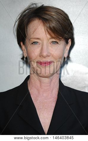 Ann Cusack at the Los Angeles screening of 'Sully' held at the DGA Theater in Hollywood, USA on September 8, 2016.