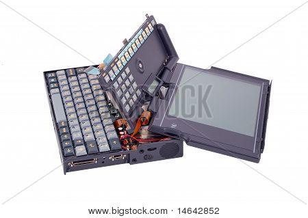 Notebook crash