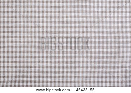 the checkered tablecloth texture background background clode up