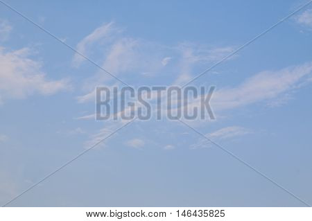 Cloudy skies during the day, Sky, Cloud, Blue