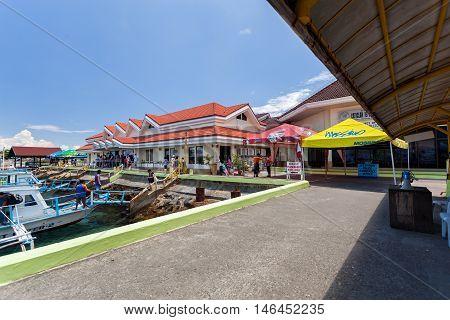 Caticlan Jetty Port