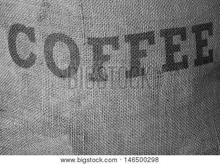 Roasted Coffee Sack