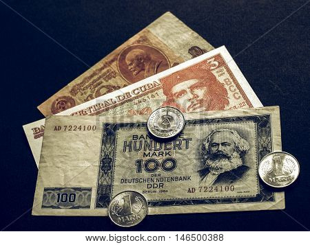 Vintage Money Picture