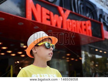 New Yorker Boy
