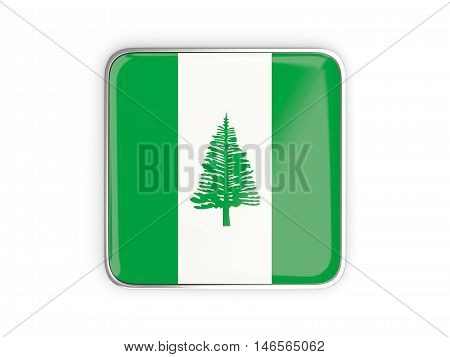 Flag Of Norfolk Island, Square Icon