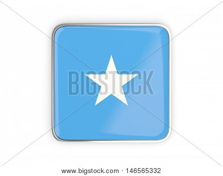 Flag Of Somalia, Square Icon