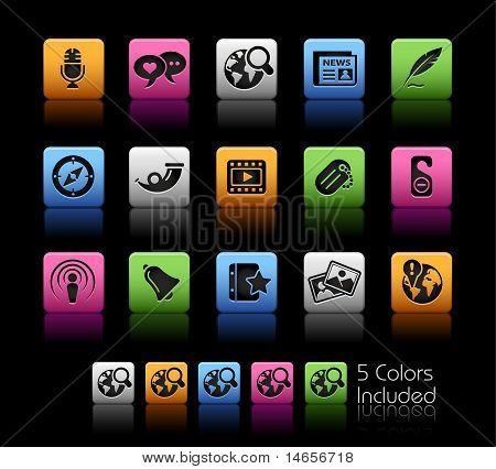 Social Media // Colorbox Series